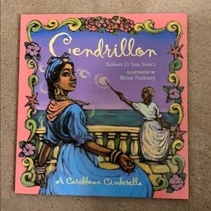 'Cendrillon' Book by Robert D. San Souci New!